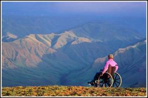 Перевозка инвалида колясочника (в коляске)