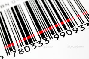 Зарегистрировать штрих код EAN-13