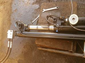 Ремонт кранов-манипуляторов, в т.ч. замена секций стрел