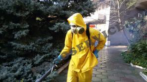 Противоклещевая обработка территорий Феодосия, Керчь