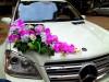 Прокат свадебных украшений для автомобилей