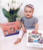 Альбом для фотографий для детей от рождения до 2-ух лет