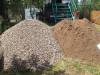 Доставка сыпучих материалов ( песок щебень асфальт