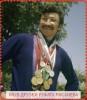 Книга о Руфате Рискиеве - первом советском чемпионе мира по боксу.