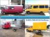 Газель цельнометаллическая ГАЗ 2705: переоборудовать в ГАЗ 3302,  3302