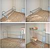 Кровати для больниц и общежитий, хостелов
