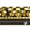 Шахматы Турнирные 4 на польской доске из массива дерева