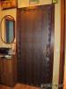 Обшивка обивка перетяжка ремонт двери дермантином (винилкожей)