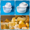 Профессиональная форма с поршнем для твердых сыров 1 кг. и 2 кг.