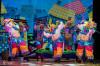 Пошив карнавальных и танцевальных костюмов