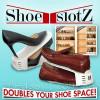 Двойная подставка для обуви Shoe Slotz