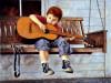 Уроки игры на гитаре по skype. Обучение игре на гитаре