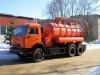 Откачка канализации в Полоцке, Новополоцке