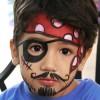 Аквагрим детям и взрослым на праздник. Рисунки на лицо
