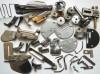 Запчасти для промышленных швейных машин: иглы, лапки, окантователи