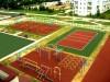 Строительство спортивных, игровых и детских площадок. Поставка и уклад