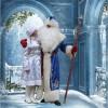 Поздравление Деда Мороза и Снегурочки в Евпатории