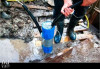 Чистка водоносных скважин спец техникой.