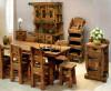 Мебель для кухни под старину от компании «АММА-дизайн»