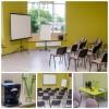 Уютный зал для тренингов, мастер-классов, семинаров