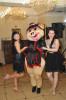 Шоу программа на новый год, Свинка стрептизёрша (шуточный стрептиз)