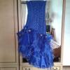 Продаем новое платье нарядное Размер 44-46 Цвет органза