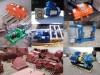 Котельное, редукторы, электродвигатели, огнезащита, краска.