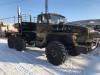 Седельный тягач Урал 43204 с спальным местом