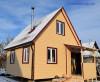 Двухэтажный дачный дом 5,5 м х 5,5 м под ключ.